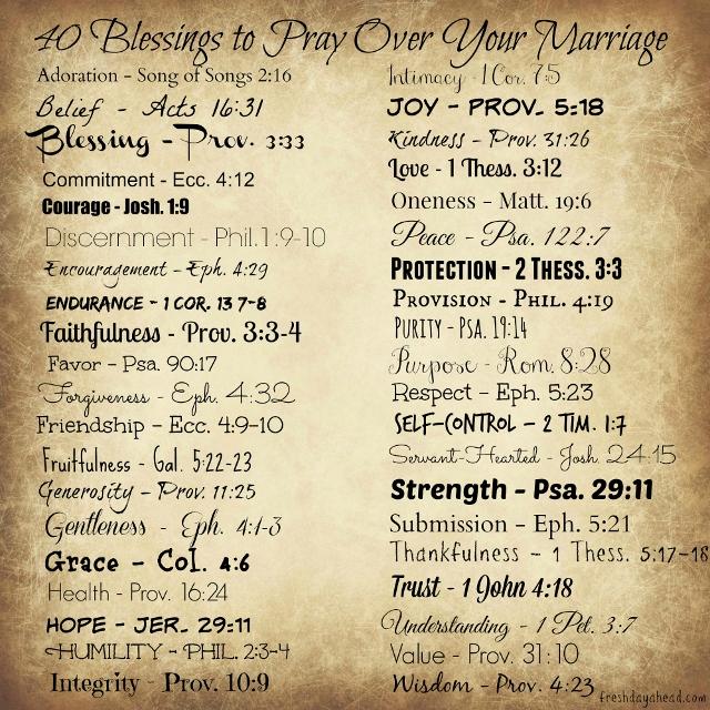 marriage-prayers